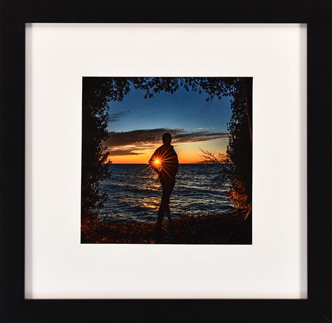 Cottage Shoreline, Door County • 11/25/19 • Photography